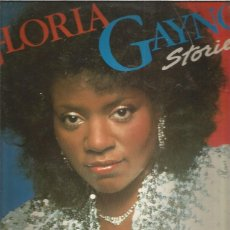 Discos de vinilo: GLORIA GAYNOR STORIES. Lote 211263949