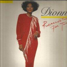 Discos de vinilo: DIONNE RESERVATION. Lote 211265152