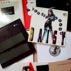 Discos de vinil: GRAN LOTE! 50 DISCOS MUSICA ELECTRONICA / FUNKY / TECHNO / DANCE. Lote 211265242