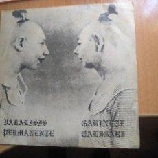 Dischi in vinile: PARALISIS PERMANENTE-GABINETE CALIGARI EP PUNK DRO 1982 AUTOSUFICIENCIA +3. Lote 211265644