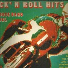 Discos de vinilo: ROCK BAND REVIVAL. Lote 211265974