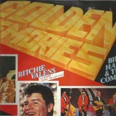 Discos de vinilo: GOLDEN MEMORIES 3 LP. Lote 211266305