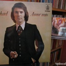Discos de vinilo: RAPHAEL AMOR MIO // CUANDO LLEGUES A LA PUERTA GRANDE / UN MUNDO SIN LOCOS / UNA MUJER DE LA VIDA/ .. Lote 211268589