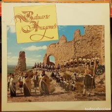 Discos de vinilo: BALUARTE ARAGONES - GRUPO FOLKLORICO. Lote 211272459