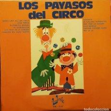 Discos de vinilo: LOS PAYASOS DEL CIRCO - HABIA UNA VEZ UN CIRCO. Lote 211273079