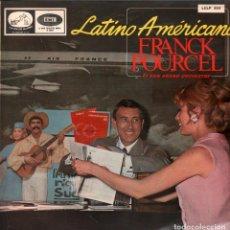 Dischi in vinile: FRANCK POURCEL ET SON GRAND ORCHESTRE- LATINO AMÉRICANO / LP LA VOZ DE SU AMO DE 1965 ,RF-8067 BUEN. Lote 211273562