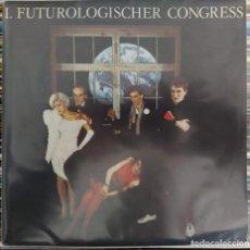 "Discos de vinilo: 1. FUTUROLOGISCHER CONGRESS - SCHÜTZ DIE VERLIEBTEN (7"", SINGLE) (EDIGSA) 01S0519 (D: NM). Lote 211274659"