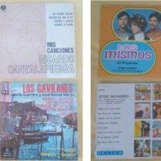 Discos de vinilo: LOTE 29 EP´S VARIADOS. VER FOTOS.. Lote 211275666