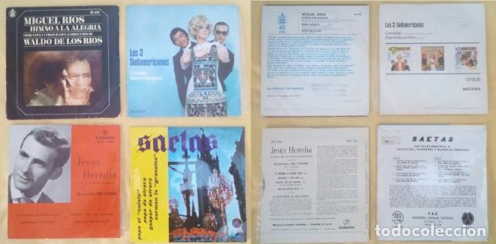 Discos de vinilo: LOTE 29 EP´S VARIADOS. VER FOTOS. - Foto 2 - 211275666