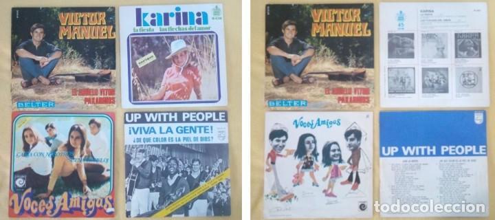 Discos de vinilo: LOTE 29 EP´S VARIADOS. VER FOTOS. - Foto 4 - 211275666