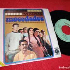 "Discos de vinilo: MOCEDADES VIEJO MARINO/PANGE LINGUA 7"" SINGLE 1970 NOVOLA. Lote 211278240"