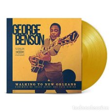 Discos de vinilo: BENSON GEORGE - WALKING TO NEW ORLEANS - REMEMBERING CHUCK BERRY AND FATS DOMINO (VINILO NUEVO). Lote 211285742