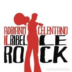 Discos de vinilo: CELENTANO ADRIANO - IL RIBELLE ROCK (VINILO NUEVO). Lote 211294562