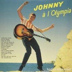 Discos de vinilo: HALLYDAY JOHNNY - A L OLYMPIA (VINILO NUEVO). Lote 211315742
