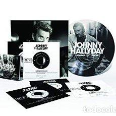Discos de vinilo: HALLYDAY JOHNNY - MON PAYS C EST L AMOUR (VINILO NUEVO). Lote 211316237