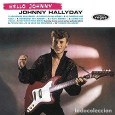 Discos de vinilo: HALLYDAY JOHNNY - HELLO JOHNNY (VINILO NUEVO). Lote 211316332