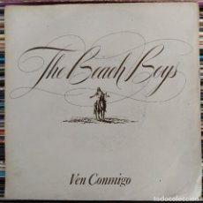 "Discos de vinilo: THE BEACH BOYS - COME GO WITH ME (7"", SINGLE) (CARIBOU RECORDS) CRB A-2015 (D: NM). Lote 211385451"