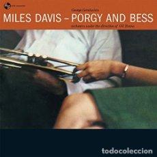 Discos de vinilo: MILES DAVIS (1926-1991) - PORGY & BESS (VINILO NUEVO). Lote 211339371