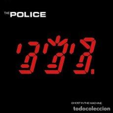 Discos de vinilo: POLICE THE - GHOST IN THE MACHINE (VINILO NUEVO). Lote 211351672