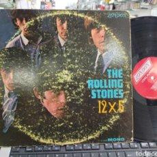 Discos de vinilo: THE ROLLING STONES LP 12 X 5 MONO U.S.A. ESCUCHADO. Lote 211387715