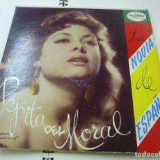 Discos de vinilo: PEPITA DEL MORAL - LA NOVIA DE ESPAÑA - LP - DIDCOMODA - DCM-132 -N. Lote 211388861