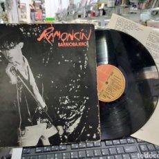 Disques de vinyle: RAMONCIN LP BARRIOBAJERO 1979. Lote 211390396
