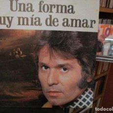 Discos de vinilo: RAPHAEL UNA FORMA MUY MIA DE AMAR REDICION 1983 // LA NOCHE MAS LINDA DEL MUNDO / TITIRITERO //..... Lote 211391810