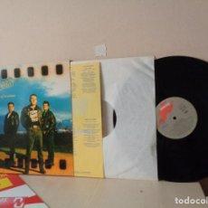 Discos de vinilo: GATOS LOCOS--CRUCE DE CAMINOS - 1991- GASA- DRO S.A.- MADRID-. Lote 211392611