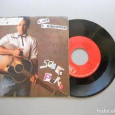 Discos de vinilo: BRUCE SPRINGSTEEN – SPARE PARTS SINGLE 1988 VG++/VG++. Lote 211393290