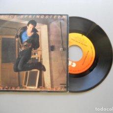 Discos de vinilo: BRUCE SPRINGSTEEN – DANCING IN THE DARK - SINGLE 1984 VG++/VG+. Lote 211393402