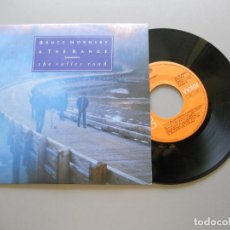 Discos de vinilo: BRUCE HORNSBY AND THE RANGE – THE VALLEY ROAD SINGLE NM/VG++ 1988. Lote 211394212