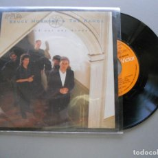 Discos de vinilo: BRUCE HORNSBY AND THE RANGE – LOOK OUT ANY WINDOW SINGLE 1988 EX/VG++. Lote 211394549