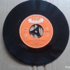 Discos de vinilo: FREDDY QUINN - ICH BIN BALD WIEDER HIER SINGLE 1958 EDICION ALEMANA. Lote 211396587