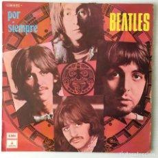 Discos de vinilo: THE BEATLES. POR SIEMPRE BEATLES. EMI ODEON, 1971. Lote 211398339