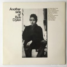 Discos de vinilo: ANOTHER SIDE OF BOB DYLAN. CBS ESPAÑA, 1982. Lote 211400181