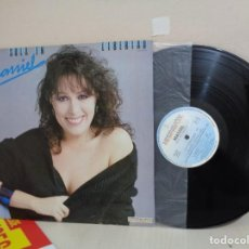 Discos de vinilo: MASSIEL --SOLA EN LIBERTAD--HISPAVOX-1984- MADRID-. Lote 211402894