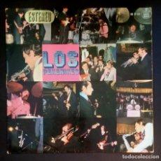 Discos de vinilo: LOS PEKENIKES - LP 1967 - HISPAVOX. Lote 211404684