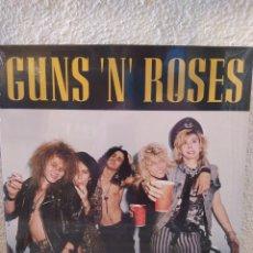 Discos de vinilo: GUNS N' ROSES-ACOUSTIC AT CBGB'S, 1987 - FM BROADCAST - LP VINILO NUEVO PRECINTADO. Lote 211406270