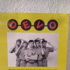 Discos de vinilo: DEVO–MABUHAY GARDENS, SAN FRANCISCO, CA. AUGUST 3RD, 1977 - FM BROADCAST . LP VINILO PRECINTADO. Lote 211408545