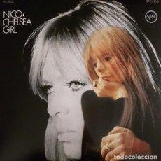 Discos de vinilo: LP NICO CHELSEA GIRL VINILO 180G. Lote 211413110