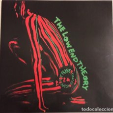 Discos de vinilo: A TRIBE CALLED QUEST – THE LOW END THEORY -LP-. Lote 211413795