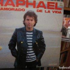 Discos de vinilo: RAPHAEL ENAMORADO DE LA VIDA ( EDICION CIRCULO DE LECTORES ) PROVOCACION / CHABUCA LIMEÑA .... Lote 211416041