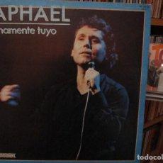 Discos de vinilo: RAPHAEL ETERNAMENTE TUYO ( EDICION CIRCULO DE LECTORES ) AMAME / Y ¿ COMO ES EL ? / Y FUIMOS DOS.... Lote 211416794