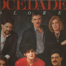 Discos de vinilo: MOCEDADES COLORES. Lote 211419404