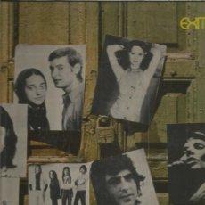Discos de vinilo: 12 EXITOS 12 1974 (ZEBRA,SERRAT,MARISOL ETC). Lote 211420782