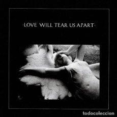 Discos de vinilo: JOY DIVISION – LOVE WILL TEAR US APART -EP-. Lote 211421595
