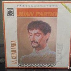 Discos de vinilo: ** JUAN PARDO - LA CHARANGA / YA SE ACABO - SG AÑO 1969 - LEER DESCRIPCIÓN. Lote 211423340