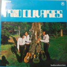 Discos de vinilo: RARO Y DIFÍCIL DISCO EP DE TRIO OLIVARES - MARTA Y 2 MÁS - RAILY RECORDS 1976. Lote 211429280