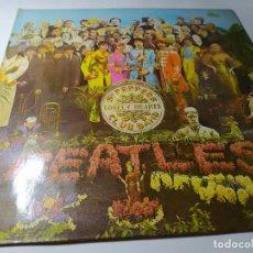 Discos de vinilo: LP - THE BEATLES – SGT. PEPPER'S LONELY HEARTS CLUB BAND - PFSL 9000 (VG+ / VG+) SPAIN - 1969. Lote 211429497