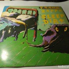 Discos de vinilo: LP - FRANK ZAPPA – SLEEP DIRT - K 59211 (VG+ / VG+) UK -1979. Lote 211430139